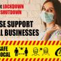 Don't let lockdown lead to shutdown